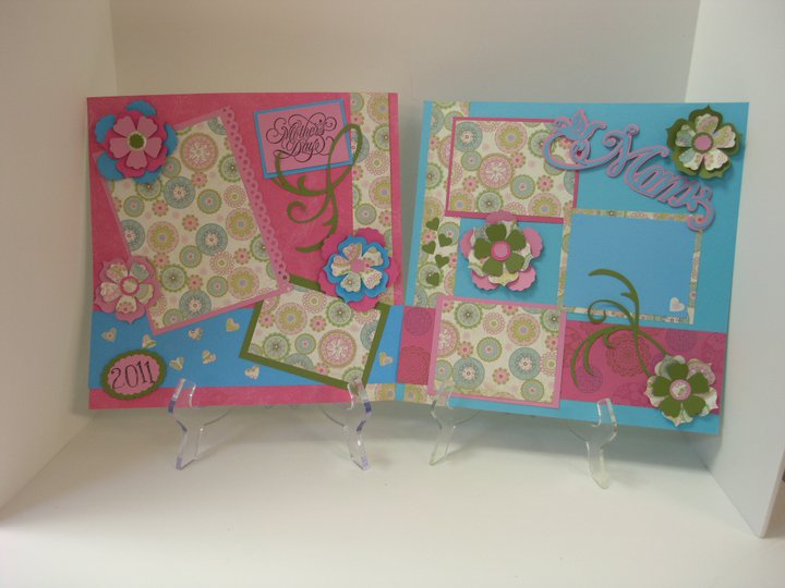 Mothers day scrap