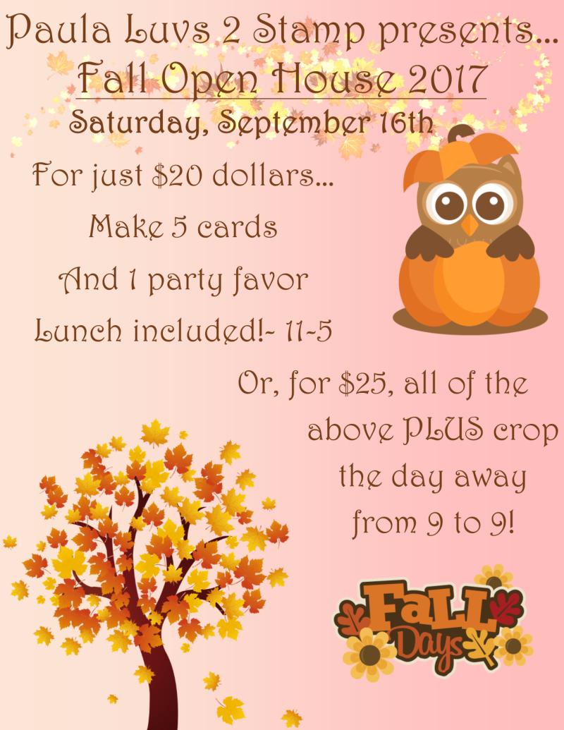 September 4 newsletter flyer
