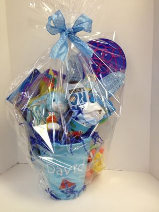 David easter basket