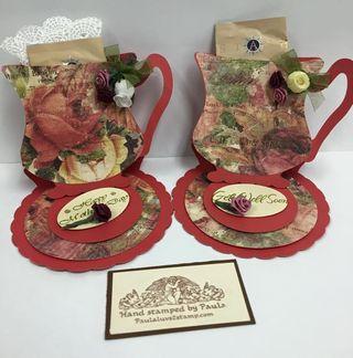 Tea cup cads