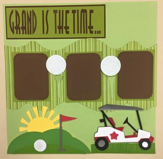 Golf scrapbook pahe