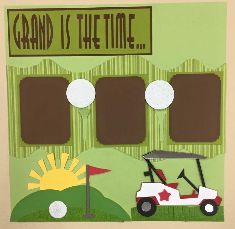 Golf scrapbook pahe