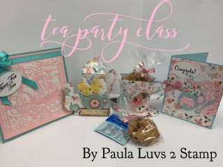 Tea party class
