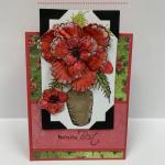 Floweer Card