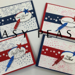 Easy peasy 4th of july cards