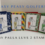 Easy peasy Golfers Kit