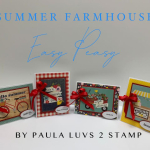 Summer farmhouse easy peasy