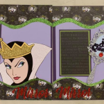 Evil queen layout